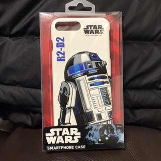 Star Wars R2D2 iPhone 7+ plus 手機殻