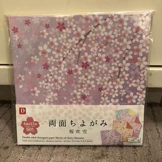櫻花手工紙
