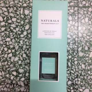 香薰 Naturals - Lavender & Neroli 100ml