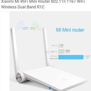 Xiaomi Mini Router, Xiaomi Wifi, Xiaomi Wifi extender, MiWiFi, wifi Ac1200
