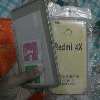 TG dan Anti Crack Xiaomi Redmi 4X
