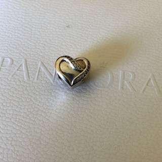 Heart Charm - PANDORA