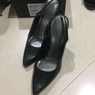 🚚 NineWest氣質黑高跟鞋
