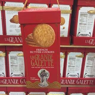 La Grande Galette Butter Cookies 法國牛油曲奇