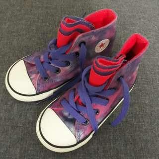 Preloved Converse shoe US 8