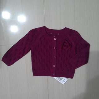 Brand NEW Girls Knitted Cardigan