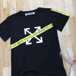 off white t shirt news