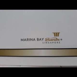 Marina Bay Sands 1 night stay