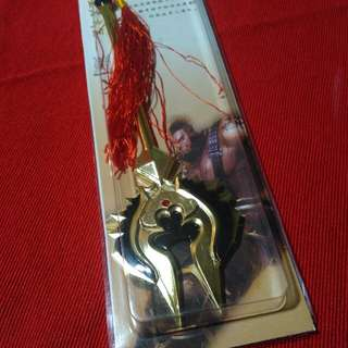 Chinese comic weapon letter opener collection