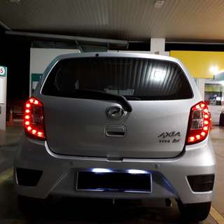 AXIA GENUINE TAIL LAMP