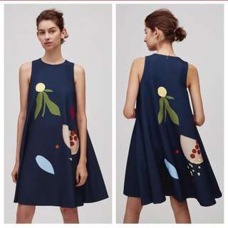 OSN our second nature harvest dress
