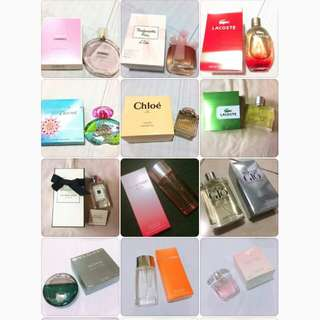 Original Perfumes for Sale