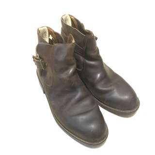 Vintage CAMEL 牛皮boot 80%new