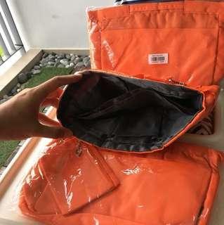 Bag organiser/insert