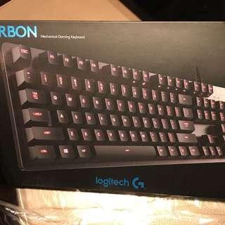 全新 Logitech G413 Carbon Mechanical Gaming Keyboard