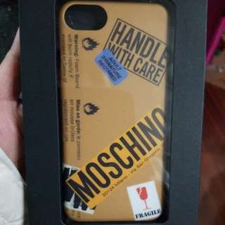 Moschino case for iPhone 6/6s/7