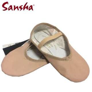 Ballet shoes Sansha size 11.5 french