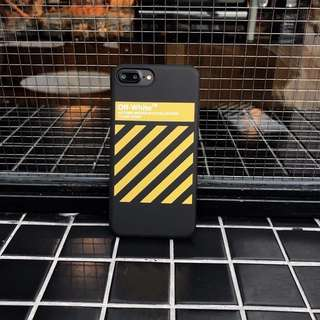 Off White Case Iphone 6