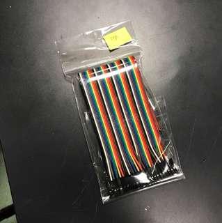 Jumper Wires (Female-Female)
