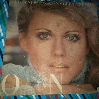 Olivia Newton John-Greatest Hits (Vinyl)