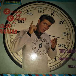 Cliff Richard-The Shadow (vinyl)