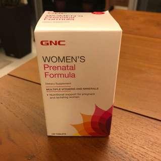 GNC Prenatal Formula