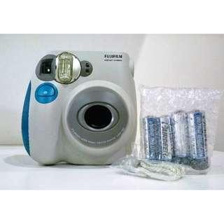 Fujifilm Instax Mini 7s Instant Camera + Free 1 Box of Film