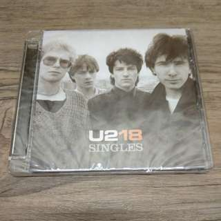 U2 - 18 Singles Compilation Album (Brand new and Unopened)