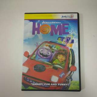 DVD DreamWorks HOME