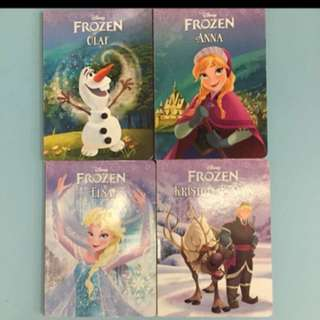 Frozen board books