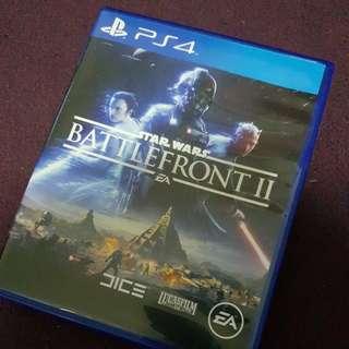 Starwars Battlefront 2 Ps4