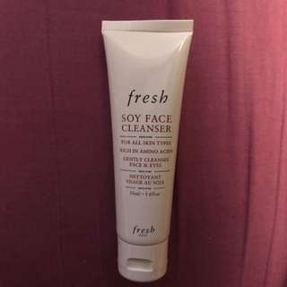 Fresh Soy Face Cleanser 50ml