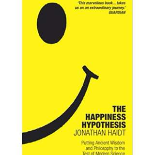 Self Improvement Books: The Happiness Hypothesis