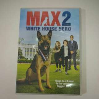 DVD Max 2 - White House Hero
