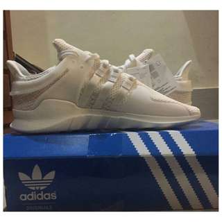 Adidas EQT Suppor ADV Snakeskin Chalk White