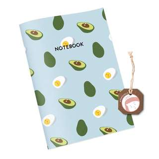 Avocado & Eggy Monthly Planner