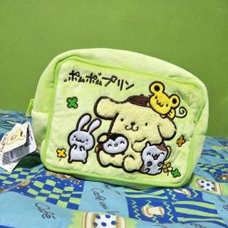 Pompompurin cosmetic pouch