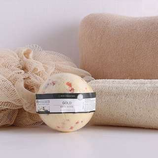 Bath Bomb - Perfume Flavour - Gold