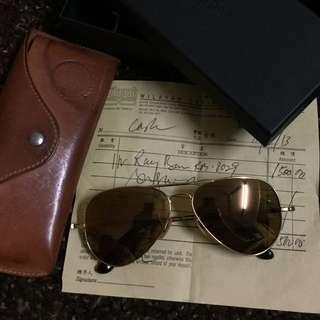 Ray Ban RB 8029k (limited edition)