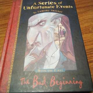 The Bad Beginning - A Series of Unfortunate Events