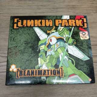 Linkin Park - Reanimation (Remixed Compilation Album) (Used and Opened)