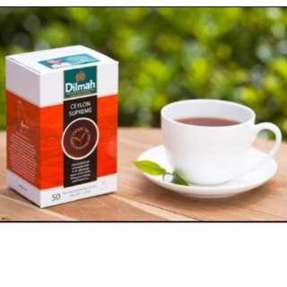 Dilmah cylon Supreme Tea ( 50 Tea Bags) 100g 特級錫蘭濃郁紅茶