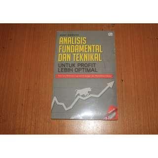 Buku Analisis Fundamental Dan Teknikal Untuk Profit Lebih Optimal