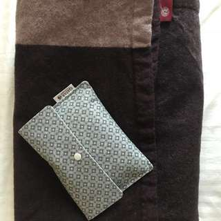 Qatar Airways Blanket & Amenity Kit (Business Class)