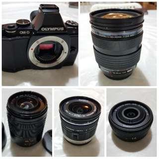 M4/3 lenses