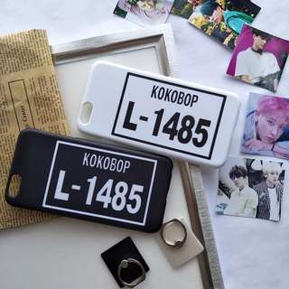EXO PHONE CASE / PHONE COVER