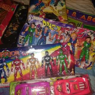 All toys for 80
