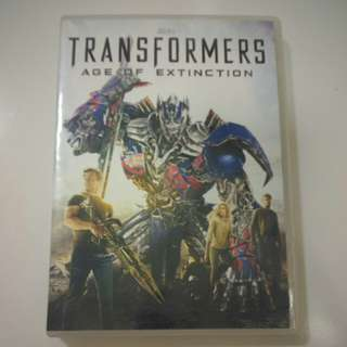DVD Transformers - Age of Extinction