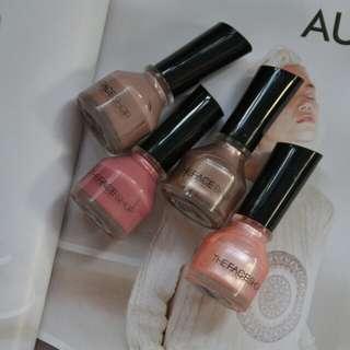The Nude Series Nail Polish Set