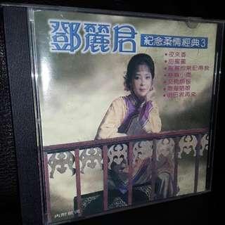 Chinese Cd Teresa teng